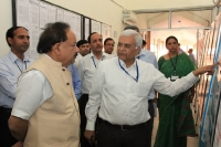 Visit of Dr. Harsh Vardhan_11
