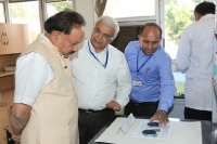 Visit of Dr. Harsh Vardhan_12