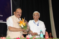 Visit of Dr. Harsh Vardhan_27