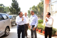 Visit of Dr. Harsh Vardhan_2