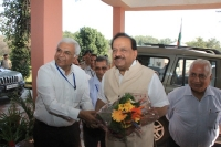 Visit of Dr. Harsh Vardhan_6